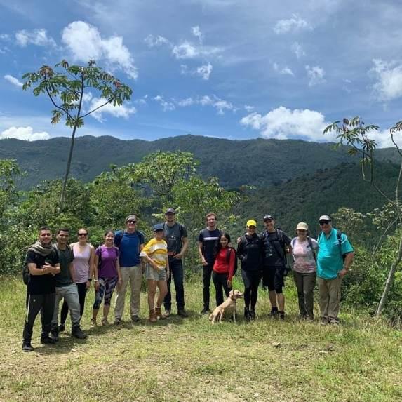 Trekking-Medellin Staying Fit in Medellín Colombia Medellin