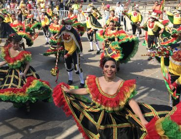 Colombia's Carnival!
