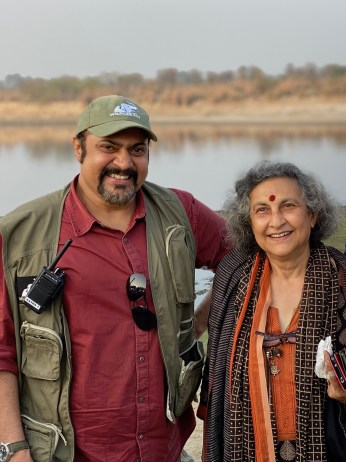 Kartick-and-Geeta-767x1024 Guest Post: Tiger Safari in Ranthambore National Park India