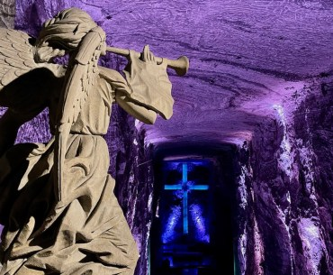 Colombia Road Trip 2021: The World-Famous Salt Cathedral