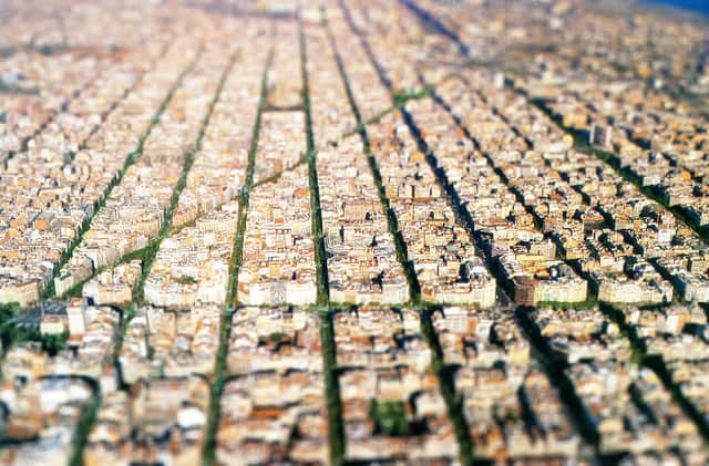 The Visionary Urban Design of the Eixample District, Barcelona