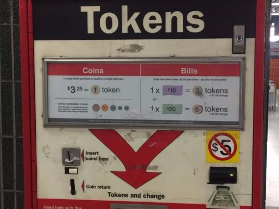 Sistema de Transporte de Toronto TTC