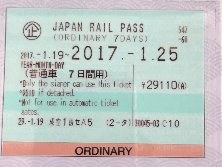 JR PASS como é o transporte no Japão