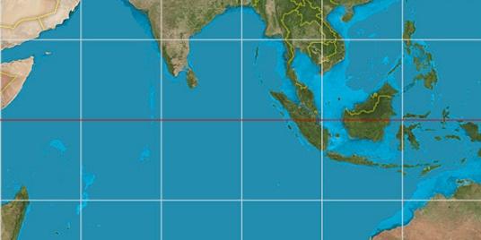 Singapore Latitude Longitude