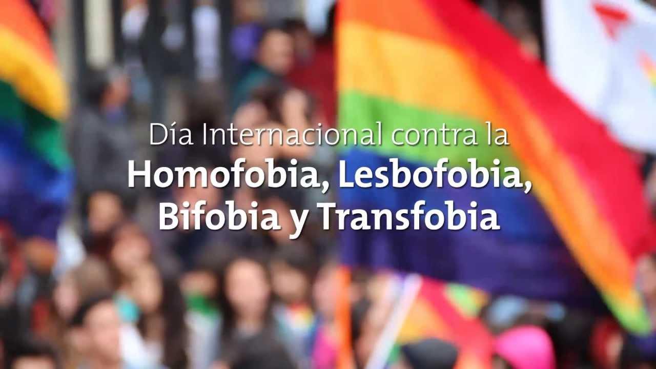 IDAHOT 2017 – Día Internacional contra la Homofobia, la Transfobia y la Bifobia