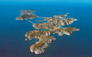 Marseille Ile du Frioul
