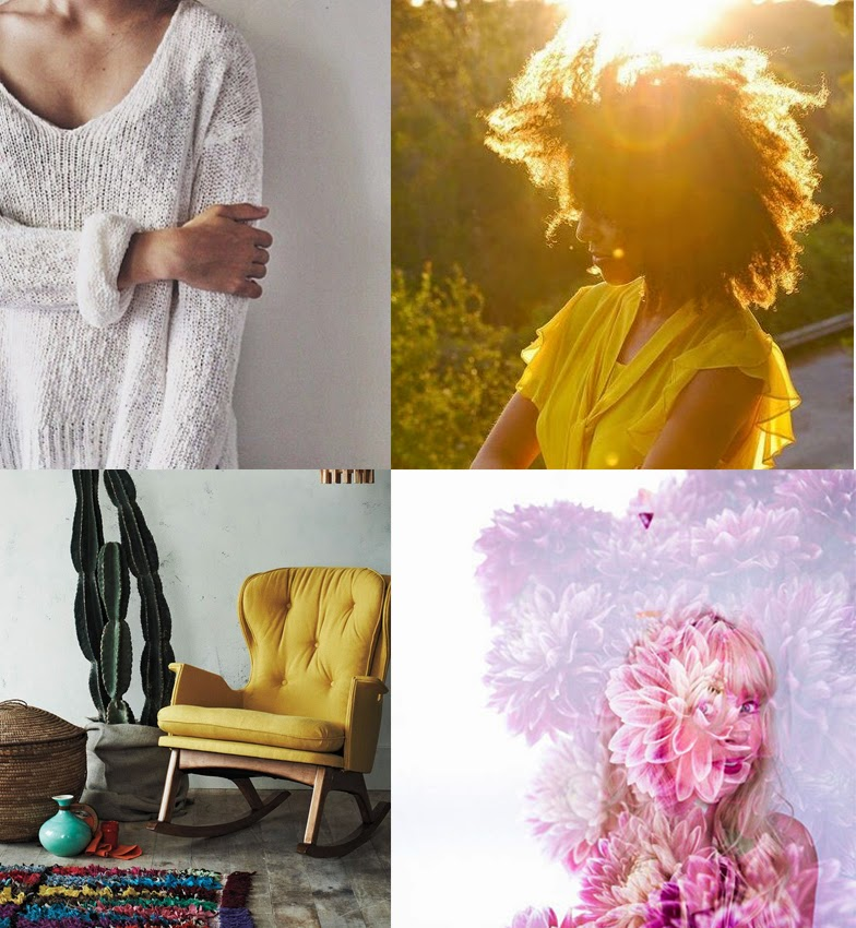 Inspired: Style| Hair| Home| Spring