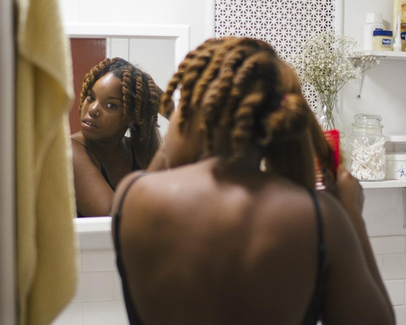 Natural Hair Diary| Portraits