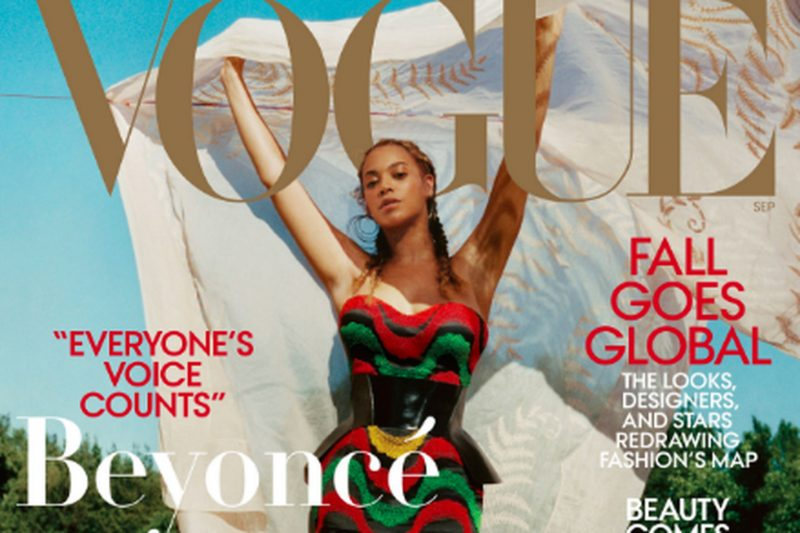 The Importance Of Beyonce's Vogue Cover
