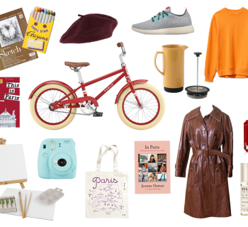 Gift Guide: A Parisian Experience