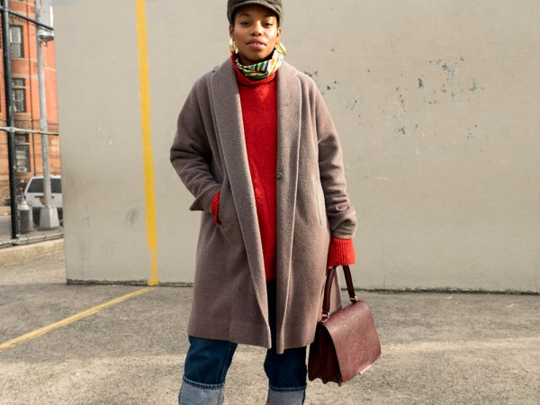 What To Wear When: It's The First Monday Of The Year
