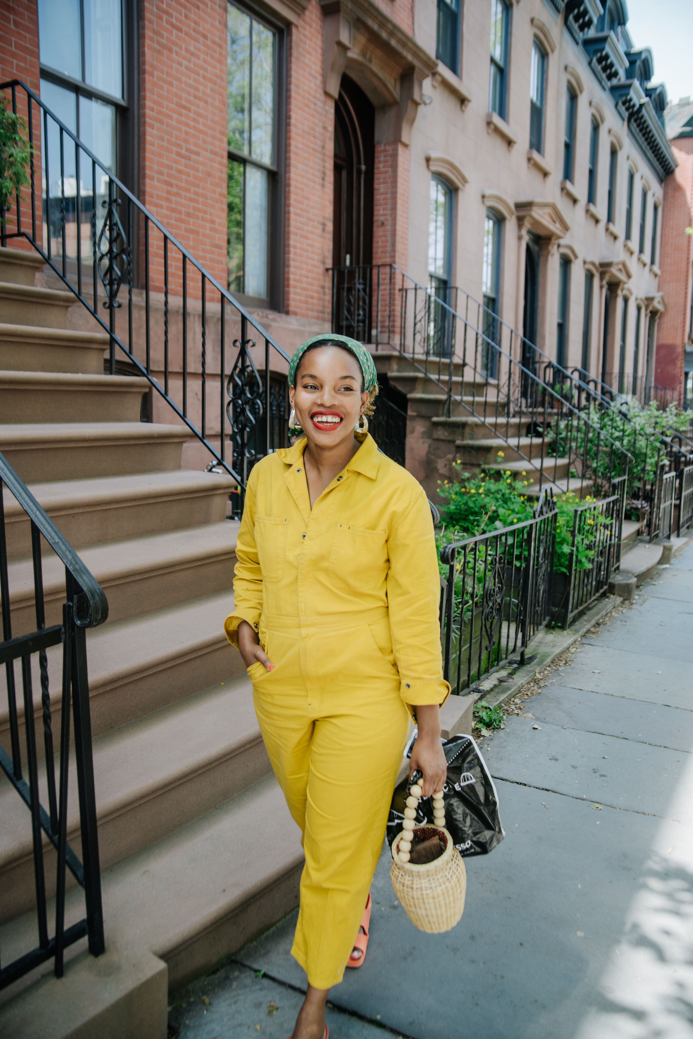 On The Allure Of The Jumpsuit (As A Uniform)