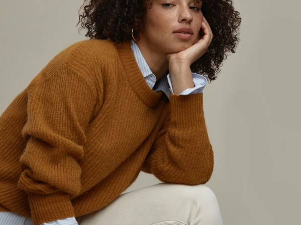 5 Sweaters For A Cold Front