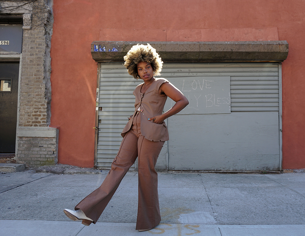 Style Story: Brown, Is The Color Of My Skin