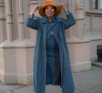 What To Wear When: You Want To Wear Layered Denim