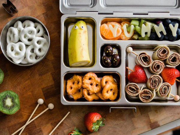 Packing Lunches (Still) For Predictability