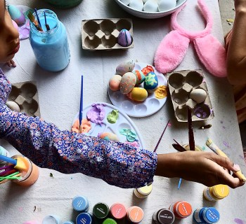 A Mindful Approach To Easter Baskets This Year