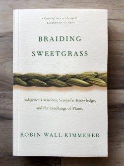 Braiding Sweegrass