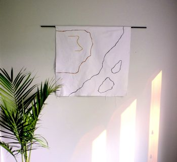 Try This: An Easy DIY Tapestry