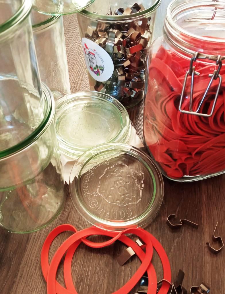 La Toquée du bocal, pas de déchets, pas de gaspillage, emballage en verre et consigné, repas végétariens