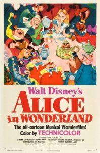 Magic Colors und Alice im Wunderland