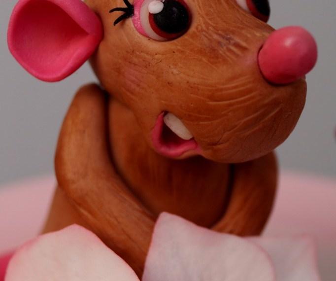 Unsere Maus feiert ihren ersten Geburtstag