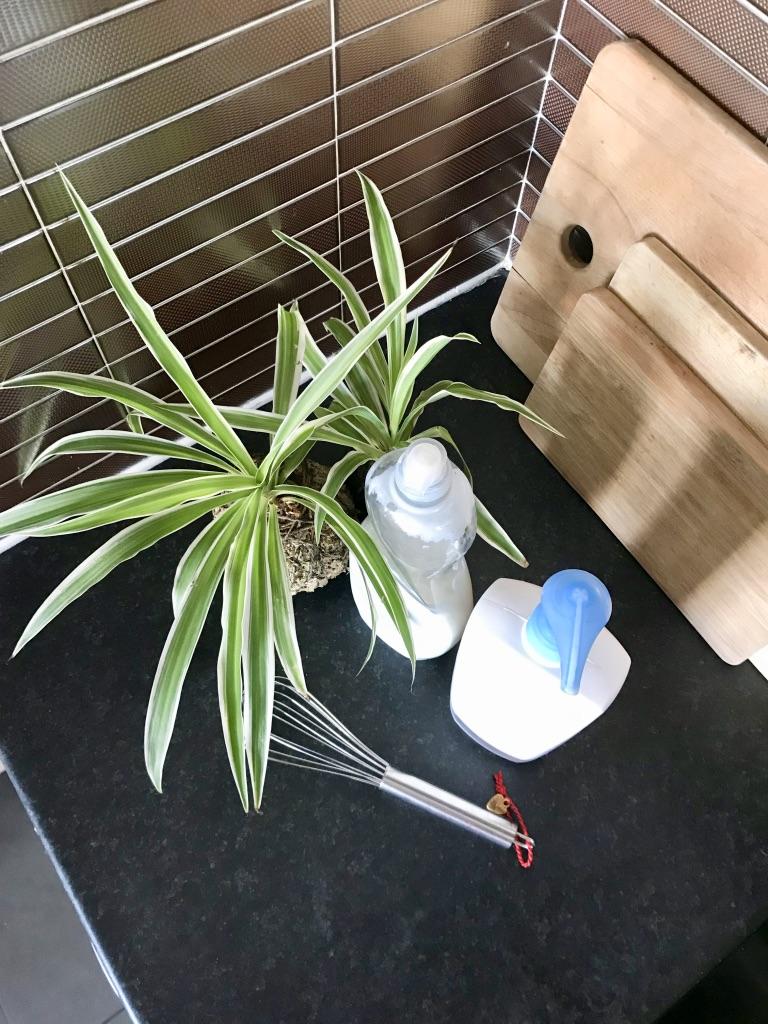 Liquide vaisselle fait maison
