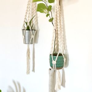 Kit Macramé – Suspension Carbonaria