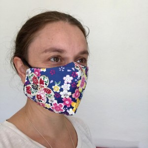 Sur Commande : Masque anti- contagion ergonomique
