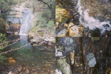 River in Gardoussel les Cévennes