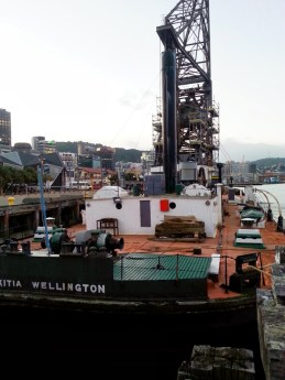 Ferry Picton-Wellington