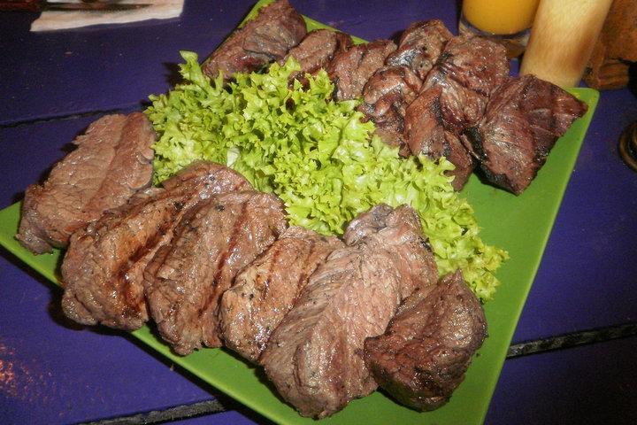 La carne colombiana es simplemente espectacular