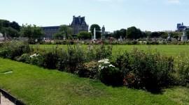 París. Jardín de las Tullerías