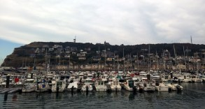 Puerto de Fécamp