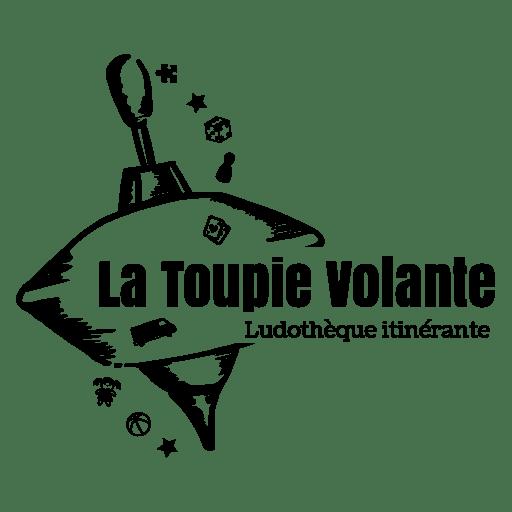 Bannière Ludothèque La Toupie Volante à Poitiers