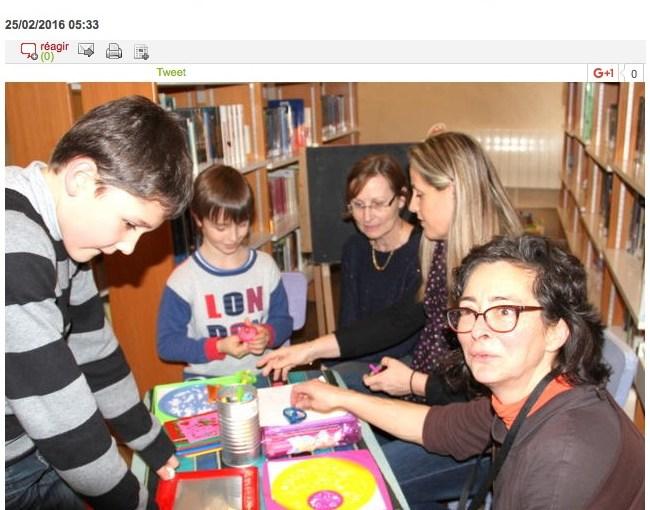 La NR: Une ludothèque dans la bibliothèque
