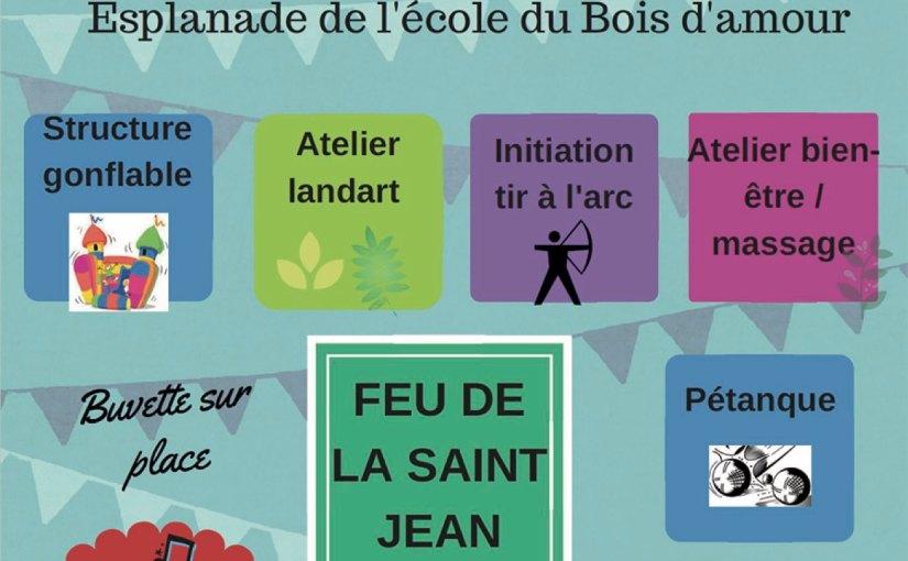 Dernière minute : La Toupie Volante aux 40 ans du comité de quartier de Chantejeau