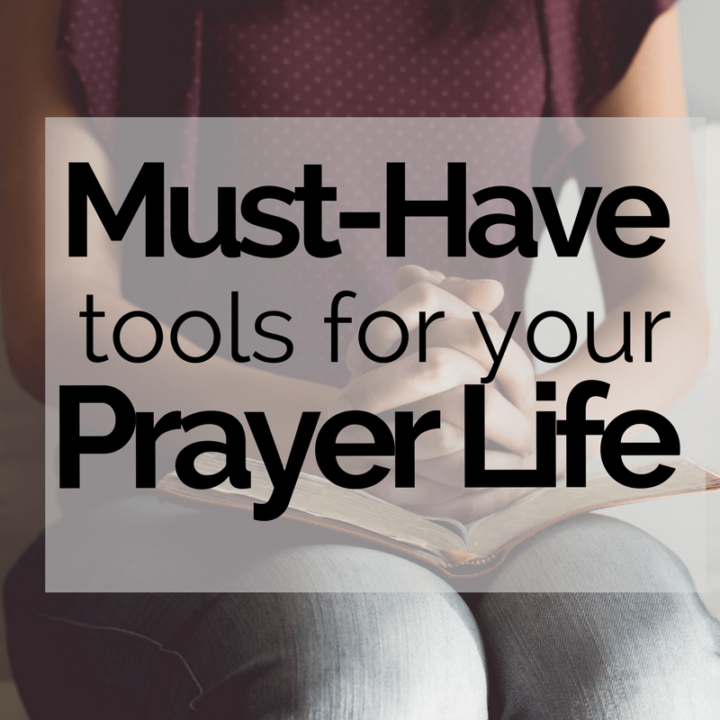 christian prayer life resources