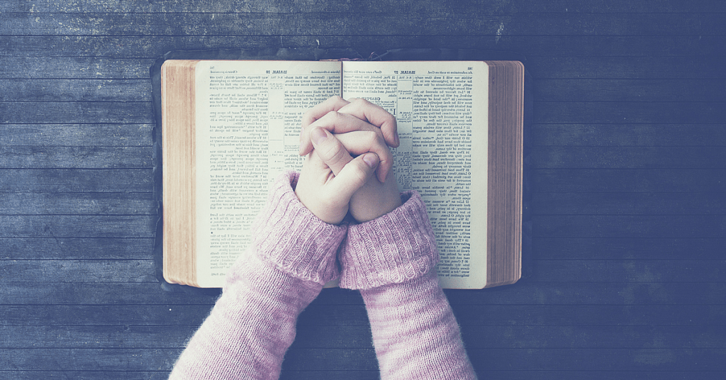 These 3 tips will help you stay focused during your quiet time with God. No more falling asleep or being distracted during prayer or Bible study!