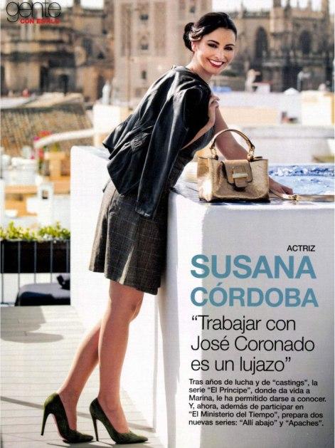 Gente con Estilo + Braccialini + Diez Minutos +  Susana Cordoba