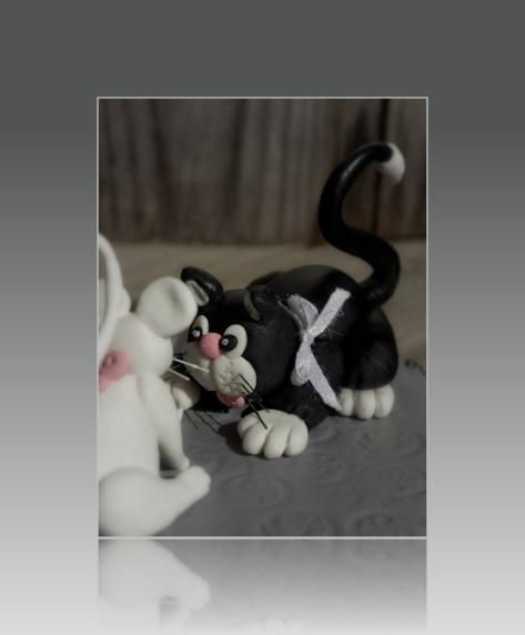 20 ans ! chat et souris