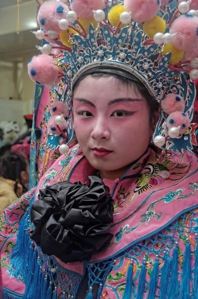 une attente sérieuse ! nouvel an chinois 2013 Paris