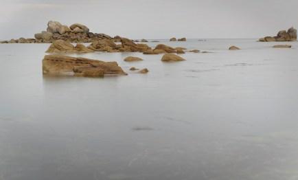 pose longue - rochers Cléder
