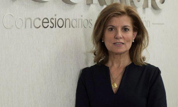 Marta Blázquez, vicepresidenta ejecutiva de Faconauto.