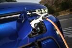 Enchufe de un vehículo eléctrico
