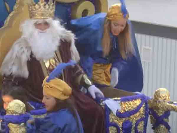 cabalgata de reyes en san sebastián de los reyes 2021