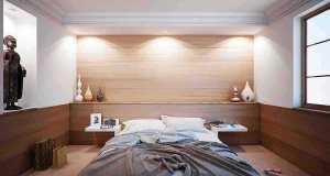como decorar un dormitorio con tonos verdes