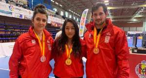 la escuela de taekwondo de colmenar consigue nuevas medallas en el campeonato de españa
