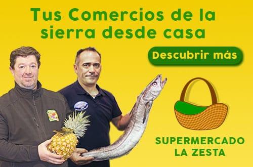 supermercado online la zesta