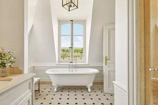 Salle de bain Madame de Staël